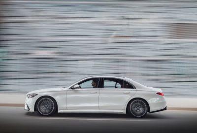 Mercedes Classe S 2021: o berlina futurista, in afara de motorizare
