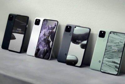 Pixel 5: o autonomie mai buna, camere foto mai bune, compatibil 5G…Google isi dezvaluie noul telefon de 629 euro