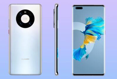 Huawei Mate 40 Pro oficial: ecran de 90 Hz, incarcare rapid 66 W, sensor de 50 mpx insa fara Play Store
