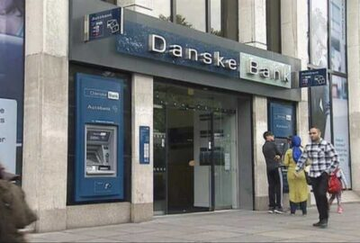 Danske Bank sufera in trimestrul al treilea