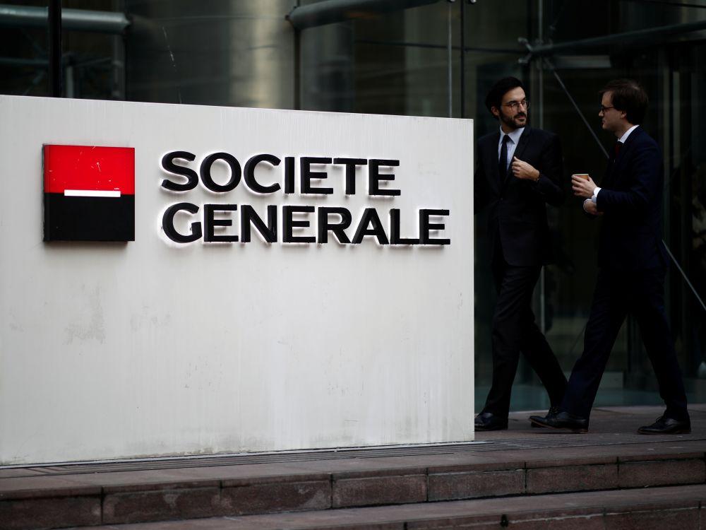 Société Générale va elimina inca 640 de posturi