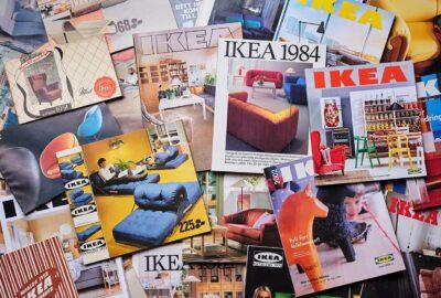 Ikea renunta la cataloagele din hartie