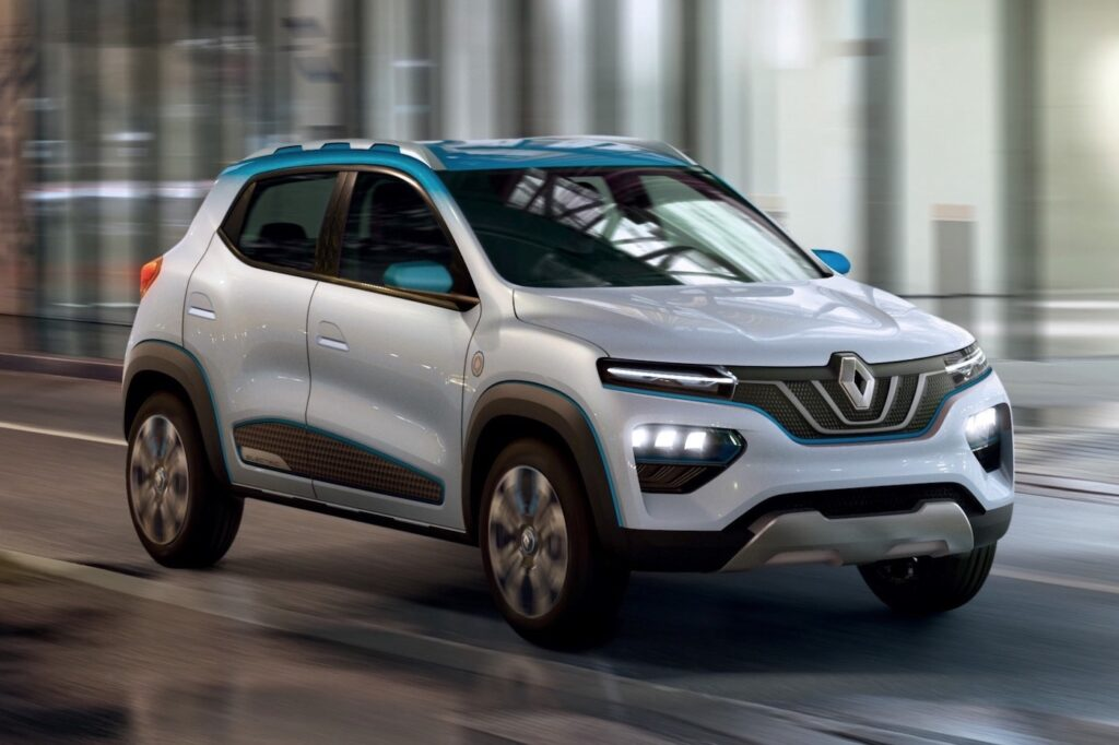 Renault isi regaseste ambitiile in China